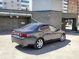 Acura TSX 2005 года за 5 300 000 тг. в Нур-Султан (Астана) – фото 2