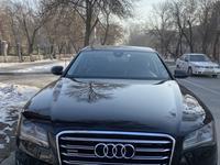 Audi A8 2011 года за 10 300 000 тг. в Алматы