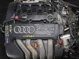 Двигатель AUDI AXW Контрактный| за 195 500 тг. в Кемерово