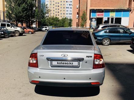 ВАЗ (Lada) 2170 (седан) 2013 года за 2 100 000 тг. в Нур-Султан (Астана) – фото 4