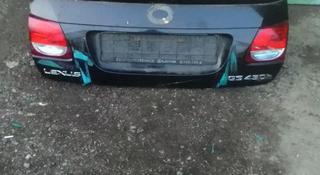 Крышка багажника Lexus GS190 за 35 000 тг. в Алматы