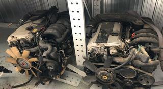 Двигатель 104 3.2 w210 Mercedes Benz за 400 000 тг. в Алматы