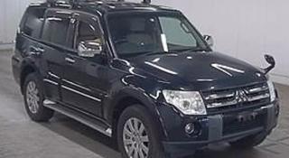Авторазбор на Mitsubishi Pajero 4 в Алматы