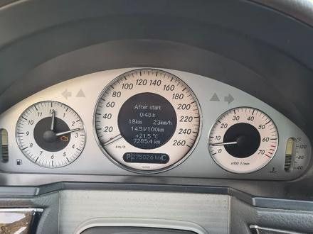 Mercedes-Benz E 350 2005 года за 3 500 000 тг. в Нур-Султан (Астана) – фото 12