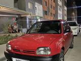 Nissan Micra 1995 года за 1 150 000 тг. в Алматы – фото 2
