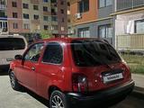 Nissan Micra 1995 года за 1 150 000 тг. в Алматы – фото 4