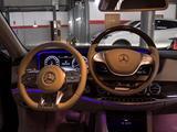 Рестайлинговый руль W222 за 1 500 тг. в Алматы