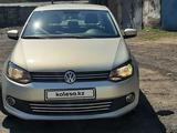 Volkswagen Polo 2014 года за 4 220 000 тг. в Караганда – фото 3