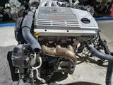 Мотор 1MZ-fe коробка toyota highlander (тойта хайландер) а3.0 л акпп за 99 666 тг. в Алматы