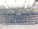 Б/у оригинальную решётку радиатора на Тойота Хайлюкс или Фортунер за 45 000 тг. в Актобе – фото 2