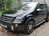 Mercedes-Benz ML 63 AMG 2007 года за 9 950 000 тг. в Алматы