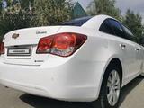 Chevrolet Cruze 2013 года за 4 600 000 тг. в Костанай – фото 2