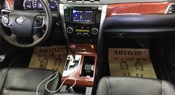 Toyota Camry 2014 года за 8 600 000 тг. в Шымкент – фото 2