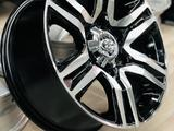 Новинка! Диски R17 Toyota Land Cruiser Prado NEW за 145 000 тг. в Алматы – фото 2
