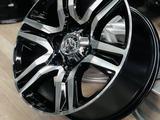 Новинка! Диски R17 Toyota Land Cruiser Prado NEW за 145 000 тг. в Алматы – фото 3