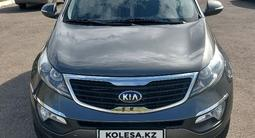 Kia Sportage 2012 года за 7 700 000 тг. в Костанай