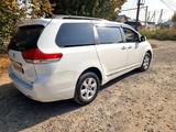 Toyota Sienna 2011 года за 15 000 000 тг. в Алматы – фото 5