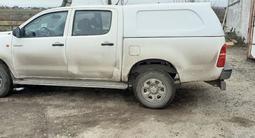 Кунг для Тойота Хайлюкс 2008 — 2015 за 430 000 тг. в Нур-Султан (Астана) – фото 5