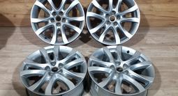 Оригинальные диски Mazda 6 за 180 000 тг. в Кокшетау – фото 2