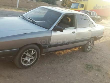 Audi 100 1988 года за 300 000 тг. в Абай (Келесский р-н) – фото 3