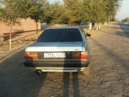 Audi 100 1988 года за 300 000 тг. в Абай (Келесский р-н) – фото 4