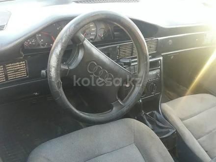 Audi 100 1988 года за 300 000 тг. в Абай (Келесский р-н) – фото 5
