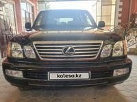 Lexus LX 470 2004 года за 9 500 000 тг. в Алматы