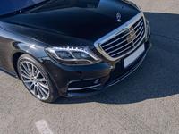 Mercedes-Benz S 500 2013 года за 22 700 000 тг. в Алматы
