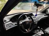 Honda Accord 2008 года за 4 500 000 тг. в Алматы – фото 5