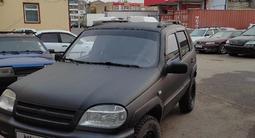 Chevrolet Niva 2006 года за 1 500 000 тг. в Уральск – фото 5
