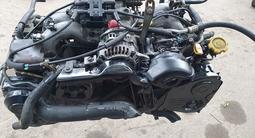 Двигатель Subaru EJ25 за 360 000 тг. в Алматы
