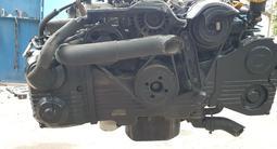 Двигатель Subaru EJ25 за 360 000 тг. в Алматы – фото 2