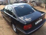 BMW 523 1996 года за 1 800 000 тг. в Уральск – фото 4