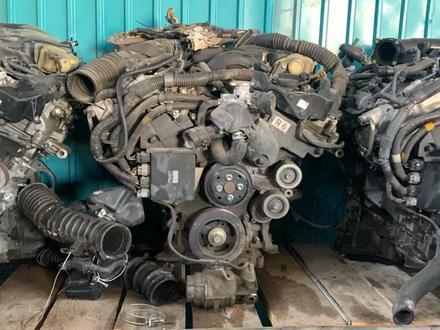 Двигатель Lexus Toyota2GR 3.5л за 16 451 тг. в Алматы