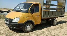 ГАЗ  Газель 2004 года за 2 800 000 тг. в Аксукент – фото 4