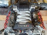 Двигатель Ауди s8 5.2 за 900 000 тг. в Алматы