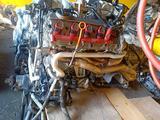 Двигатель Ауди s8 5.2 за 900 000 тг. в Алматы – фото 2