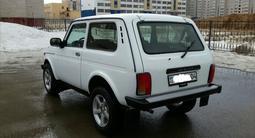 ВАЗ (Lada) 2121 Нива 2014 года за 2 500 000 тг. в Актобе – фото 3