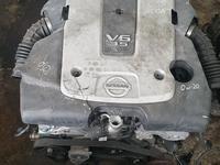 Двигатель VQ 35 FR Murano за 370 000 тг. в Алматы