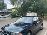 BMW 520 1996 года за 1 500 000 тг. в Алматы – фото 4