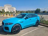 Jaguar F-Pace 2017 года за 25 000 000 тг. в Алматы – фото 2