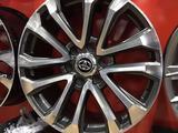 Диски R20 Toyota Land Cruiser Prado/Toyota Hilux на все модели на новейшую за 280 000 тг. в Алматы