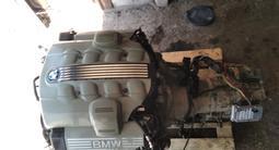 Двигатель в сборе на Х5 E53 4.8 за 950 000 тг. в Алматы – фото 2