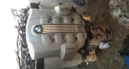 Двигатель в сборе на Х5 E53 4.8 за 950 000 тг. в Алматы – фото 4