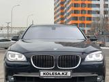BMW 750 2012 года за 12 200 000 тг. в Алматы – фото 4