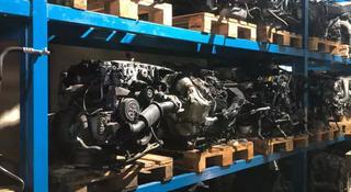 Двигатель ОМ642 3л для Мерседес дизель в Алматы