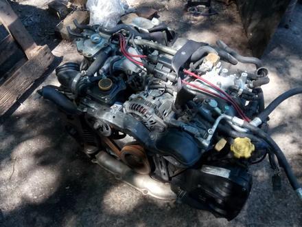 Двигатель субару 20G за 245 000 тг. в Алматы