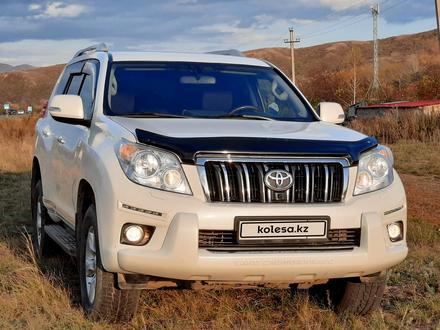 Toyota Land Cruiser Prado 2013 года за 13 500 000 тг. в Усть-Каменогорск