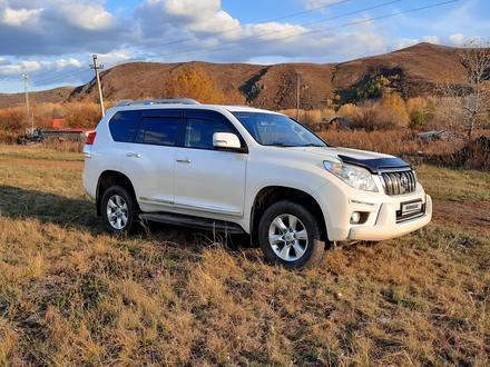 Toyota Land Cruiser Prado 2013 года за 13 500 000 тг. в Усть-Каменогорск – фото 10