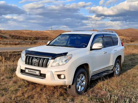 Toyota Land Cruiser Prado 2013 года за 13 500 000 тг. в Усть-Каменогорск – фото 13